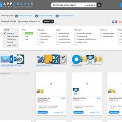 25+ Top Apps for Exchange Activesync