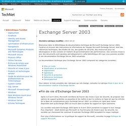 Exchange Server2003