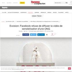 Excision: Facebook refuse de diffuser la vidéo de sensibilisation d'une ONG