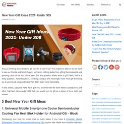 New Year Exciting Gift Ideas 2021 - Under 30$