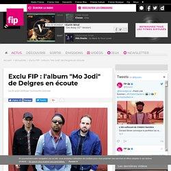 """Exclu FIP : l'album """"Mo Jodi"""" de Delgres en écoute"""