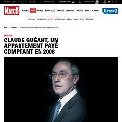 Exclusif. Claude Guéant, un appartement payé comptant en 2008