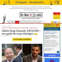 Exclusif. Le garde du corps de Serge Dassault témoigne. Enquête.