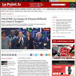 EXCLUSIF. Les images de François Hollande avec Jamel à Trappes !