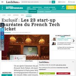 Exclusif : Les 23 start-up lauréates du French Tech Ticket, La communauté