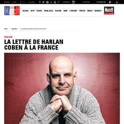 Exclusif - La lettre de Harlan Coben à la France
