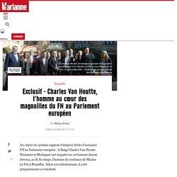Exclusif - Charles Van Houtte, l'homme au cœur des magouilles du FN au Parlement européen