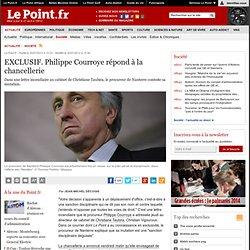 EXCLUSIF. Philippe Courroye a adressé une lettre incendiaire à la chancellerie