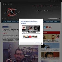 24/07/2014 pdg Yasser Abou Hilala salafiste djihadiste