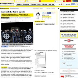 Vendredi 03 Février 2012 sur StreetPress