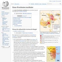 Zone d'exclusion nucléaire