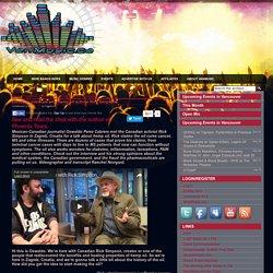 Exclusive interview with Hemp oil activist Rick Simpson.