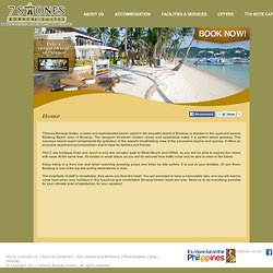 Cozy Beach Resort in Boracay- About Us
