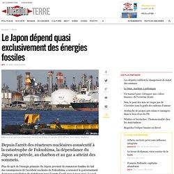 Le Japon dépend quasi exclusivement des énergies fossiles