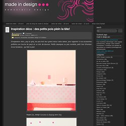 le blog de made in design