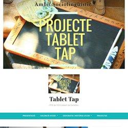 Anem d'excursió. Projecte de confinament – Tablet Tap