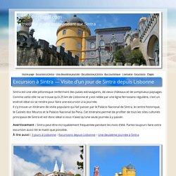Excursion à Sintra — Visite d'un jour de Sintra depuis Lisbonne