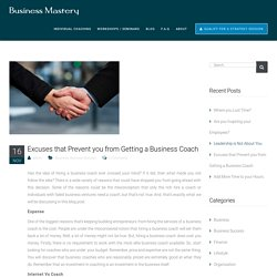 Things to Keep in Mind Before Hiring Business Coaches