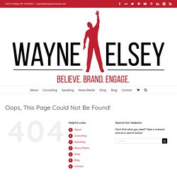 Get off the Couch – Wayne Elsey's Blog » Blog Archive » Top 10 excuses nonprofit leaders make