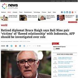 Bali Nine executions: Andrew Chan, Myuran Sukumaran dead