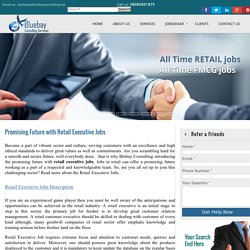 Retail Executive Jobs in Bangalore