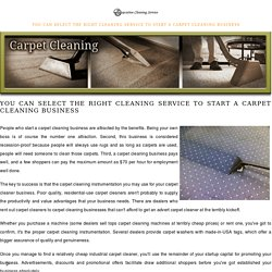 Executive Cleaning