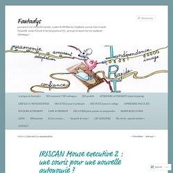 IRISCAN Mouse executive 2 : une souris pour une nouvelle autonomie