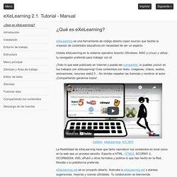 2.1. Tutorial - Manual