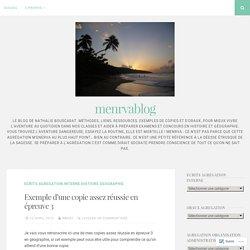 Exemple d'une copie assez réussie en épreuve 3 – menrvablog