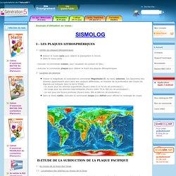 Exemple d'utilisation en classe de SISMOLOG Lycée