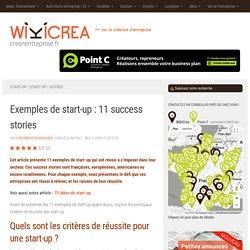 Exemples de start-up : 20 success stories