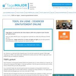 TOEFL en ligne : s'exercer gratuitement online - TageMajor