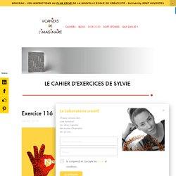 Exercice 116 — Les Cahiers de l'imaginaire