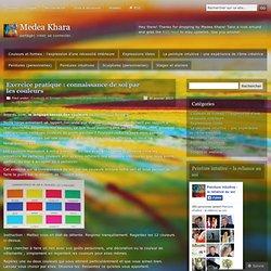 Exercice pratique : connaissance de soi par les couleurs