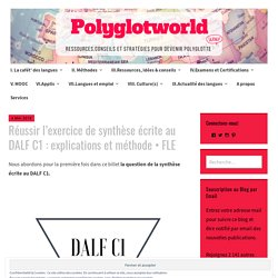 SITES WEB - DALF C1 | Pearltrees