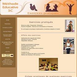 Exercices pour un développement équilibré de l'enfant