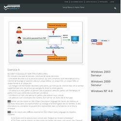 Exercices base de données avancées pdf