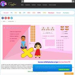 Multiplier pearltrees for Multiplication jeux en ligne
