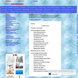 le-sujet-et-le-verbe-exercices-reconnaitre-le-sujet,leçons,complèter avec verbe