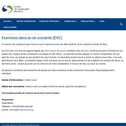 Exercices dans la vie courante (EVC)