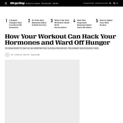 Exercise and Appetite - How Exercise Affects Hormones Study