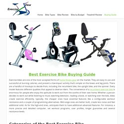 How to Buy an Exercise Bike? Step by Step Full Guideline