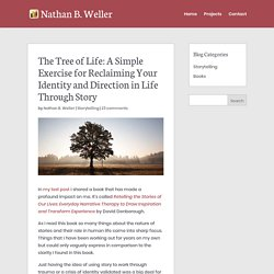 The Tree of Life: A Simple Exercise for Reclaiming Your Identity and Direction in Life Through Story - Nathan B. Weller