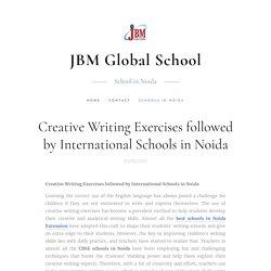 JBM International Schools in Noida
