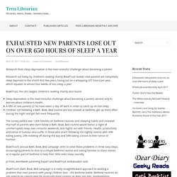 Exhausted new parents lose out on over 650 hours of sleep a year