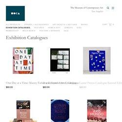 [US] MOCA, Los Angeles - Exhibition Catalogues