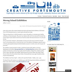 Strong Island Exhibition « Creative Portsmouth