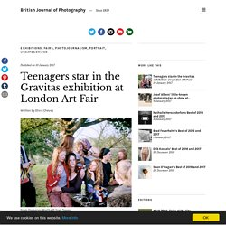 Teenagers star in the Gravitas exhibition at London Art Fair – British Journal of Photography