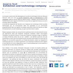 Exhibition and technology company