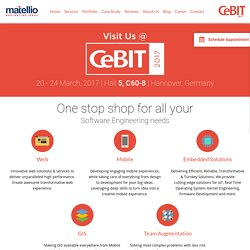 List of companies in CeBit Germany 2017